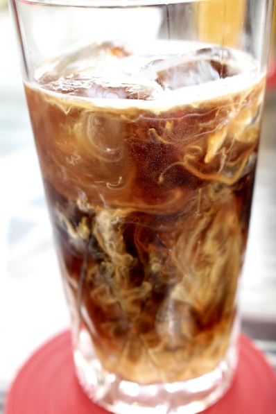 Nectar of the heavens. #icedcoffee